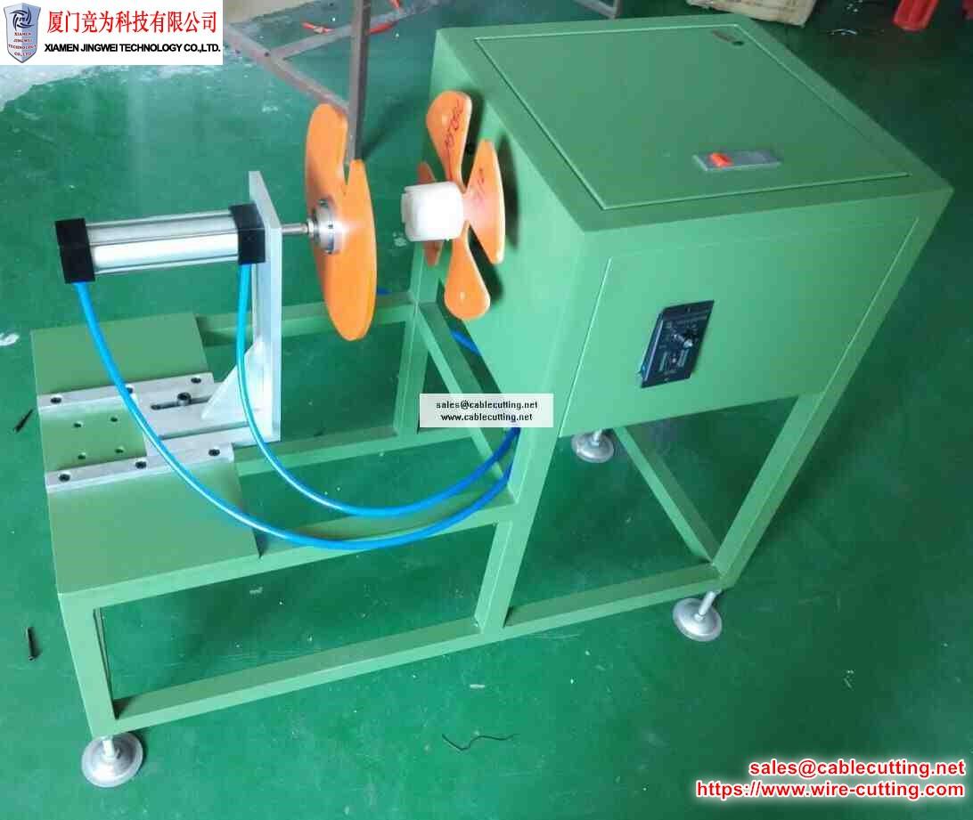 coiling wire machine WPM-DR01