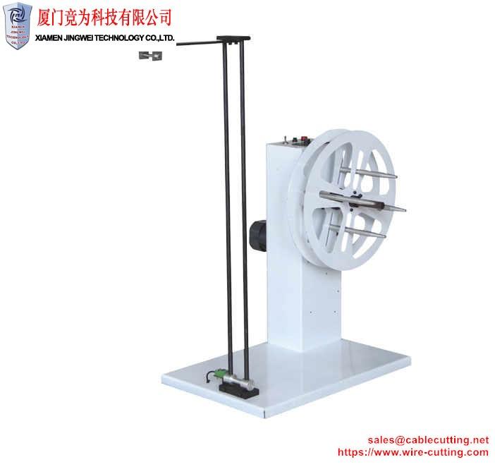 Automatic wire prefeeder machine WPM-05A
