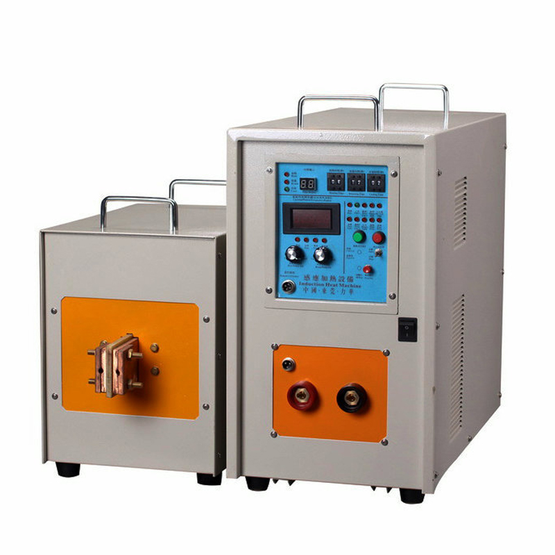 High Frequency Copper Tubing Brazing Machine WPM-15-80AB