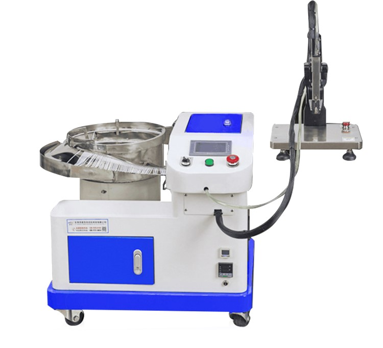 Motor Stator nylon cable tie machine for copper coil ties multiple string motors binding machine WPM-25100M