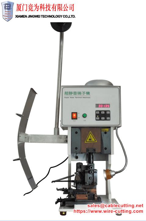 Terminal crimping machine WPM-1500S