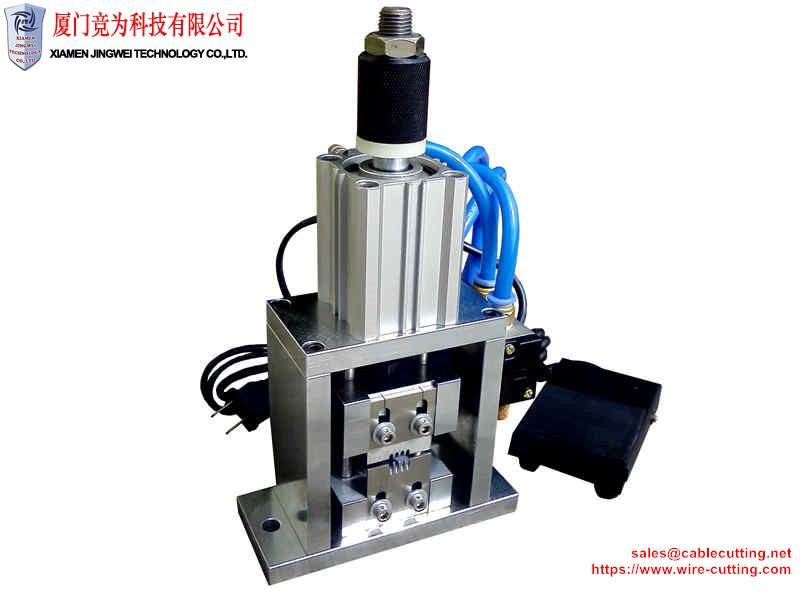Vertical Cut Aluminum Foil Machine WPM-901