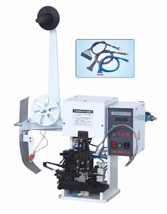 Wire stripping crimping machine WPM-2008A2