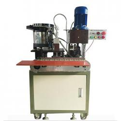 Automatic European standard plug crimping machine WPM-203-G