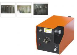 Cable Shield brush straight and twist machine WPM-03B