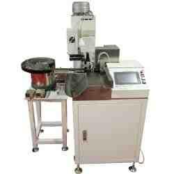 Full Automatic Single End Loosen Terminal Crimping Machine WPM-R9B